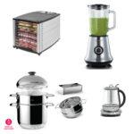Outils et accessoires de cuisine sélectionnés