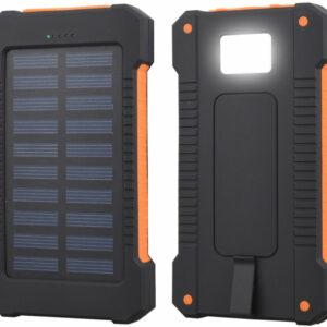 Batterie de secours à énergie solaire
